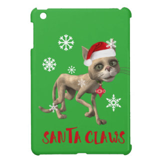 SANTA CLAWS! iPad MINI CASE