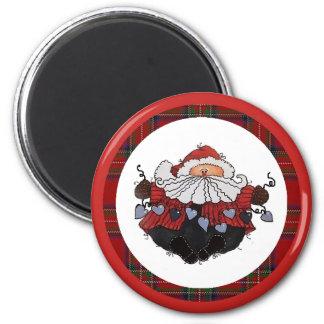 Santa Collector Magnet