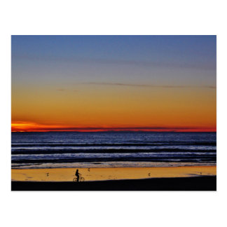 Santa Cruz Beach Crusier Postcard