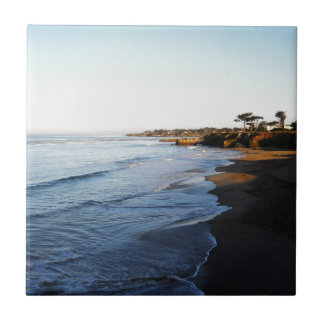 Santa Cruz Beach Tile