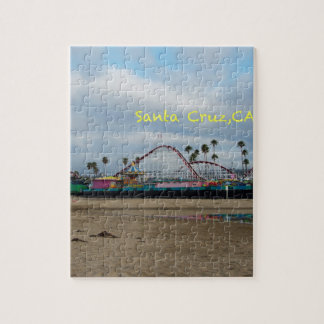 Santa Cruz California Jigsaw Puzzle