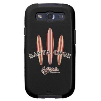 Santa Cruz California Three Surfboards Samsung Galaxy S3 Cases