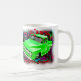 Santa Cruz Custom Rods Mug