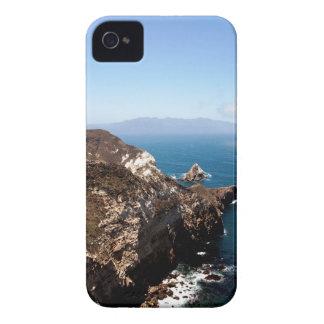 Santa Cruz Island iPhone 4 Case