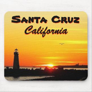 Santa Cruz Sunset mouse pad