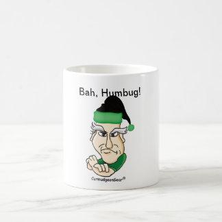 Santa Curmudgeon Mug