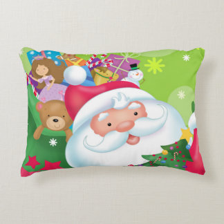 Santa Delivery Pillow