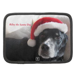 Santa Dog-Labrador Rottweiler Mix Organizers