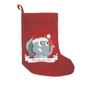 santa-elephant-02.png petite chaussette de noël
