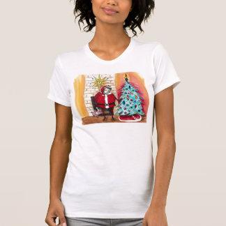 Santa Elvis T-Shirt