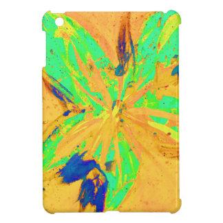 Santa Fe Acid wash yellow iPad Mini Cases