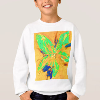 Santa Fe Acid wash yellow Sweatshirt