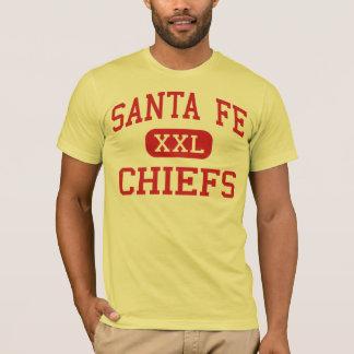 Santa Fe - Chiefs - High School - Alma Missouri T-Shirt