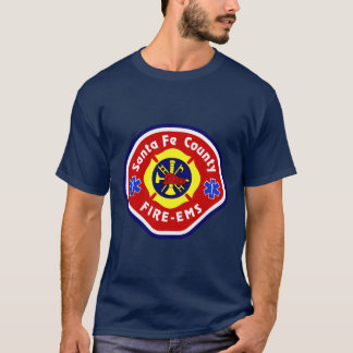 Santa Fe County Fire-EMS T-Shirt