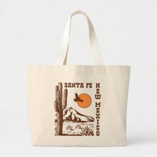 Santa Fe Large Tote Bag