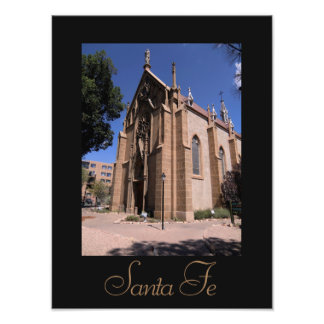 Santa Fe Loretto Chapel Photo Print