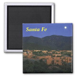 Santa Fe New Mexico, Santa Fe Magnet