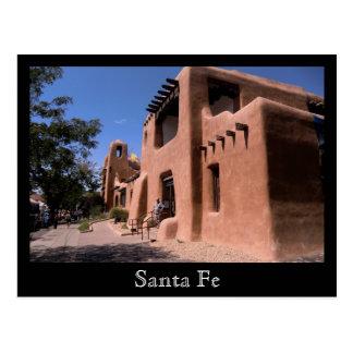 Santa Fe NM Postcard