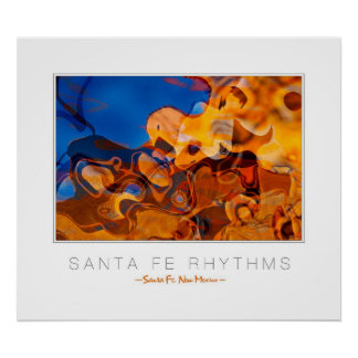 Santa Fe Rhythms Gallery Print