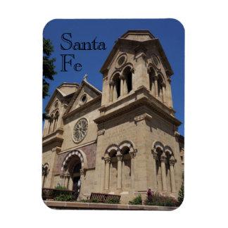 Santa Fe St Francis Cathedral Magnet