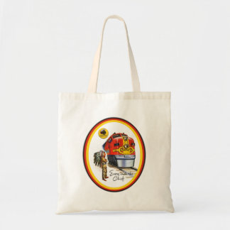 Santa Fe Super Chief Train Tote Bag