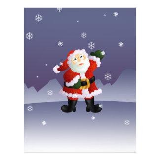 Santa Flyer