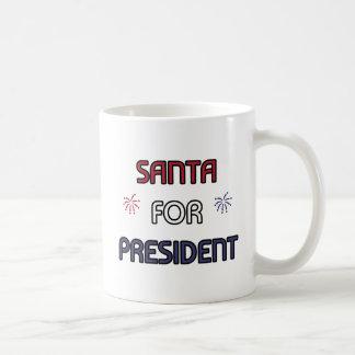 Santa for President Mug