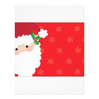 Santa Frame Customized Letterhead