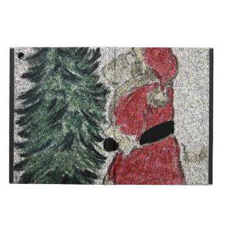 Santa Fresco Case For iPad Air