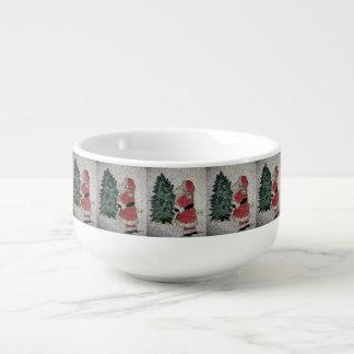 santa fresco soup mug