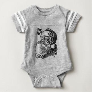 Santa Gifts Baby Bodysuit