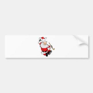 Santa Gifts Bumper Sticker