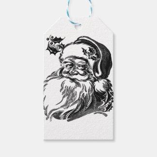 Santa Gifts Gift Tags