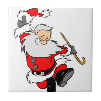 Santa Gifts Tile