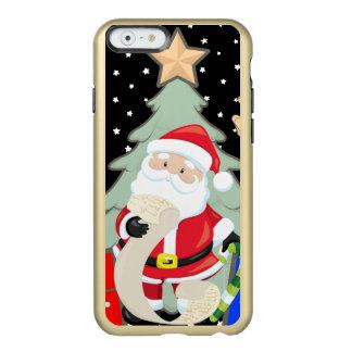 Santa Has A List Incipio Feather® Shine iPhone 6 Case