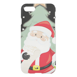 Santa Has A List iPhone 8/7 Case