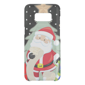 Santa Has A List Uncommon Samsung Galaxy S8 Case