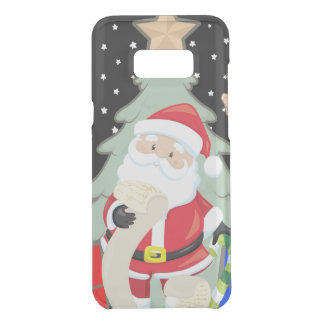 Santa Has A List Uncommon Samsung Galaxy S8 Plus Case