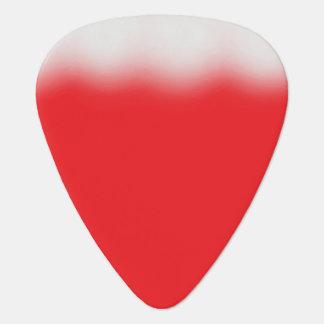 Santa Hat Guitar Pick