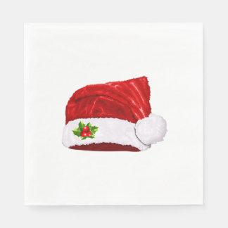 Santa Hat Paper Napkin