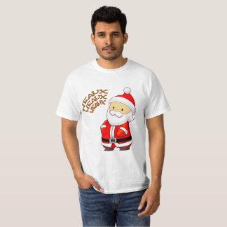 Santa Heaux Heaux Heaux T-Shirt