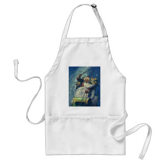 Santa is Coming to Town Standard Apron