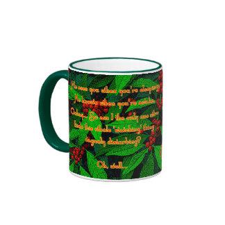 Santa is Watching! - Mug #2