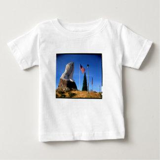 Santa, Jesus, America Baby T-Shirt