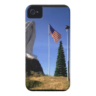 Santa, Jesus, America iPhone 4 Case