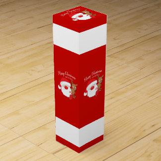 Santa & Kangaroo Wine Gift Box