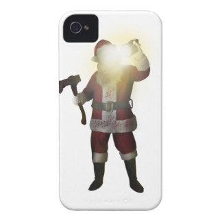 Santa Killer Case-Mate iPhone 4 Case