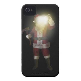 Santa Killer iPhone 4 Case-Mate Case