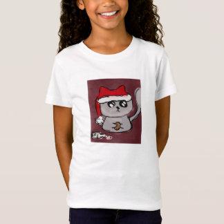 Santa Kitty T-Shirt