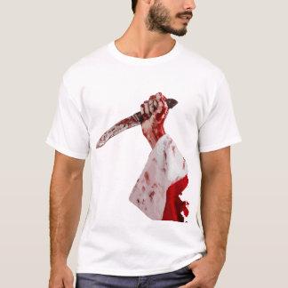 Santa Knife Tee Shirt
